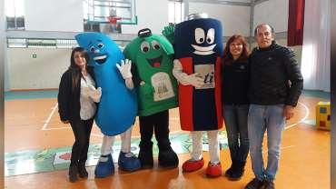 Inicio de XI Olimpiadas Ambiental Escolares en San Antonio