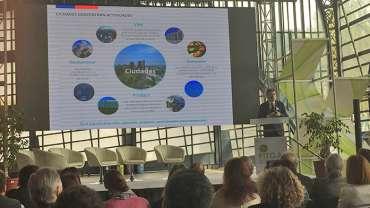 Cristoro Reciclaje participa en FITGA 2017
