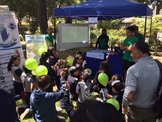 1ra. Feria Escolar Ambiental La Florida