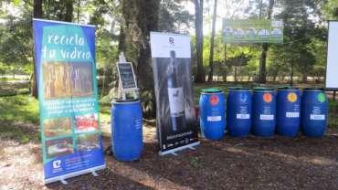 Campaña Reciclaje de Vidrio Viña Raquingua