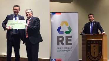 Seminario instrumentos para la gestión de residuos del Ministerio del Medio Ambiente, provincia del Bío Bío