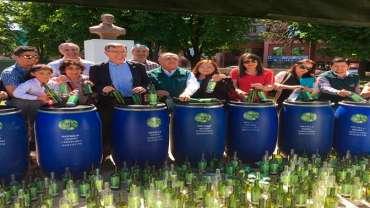 Lanzamiento recolección Domiciliaria en Temuco