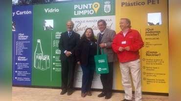 Municipalidad de Pirque inaugura primer punto limpio de la ciudad