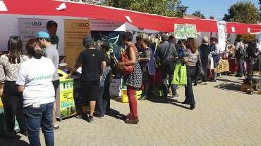 Cristoro Reciclaje participó en la VII Feria de Prácticas Sustentables en la comuna de Quilpué