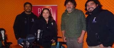 Cristoro Reciclaje fue invitado a participar en programa de radio San Joaquín