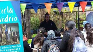 Cristoro Reciclaje participa en la celebración del día mundial del medio ambiente en San Joaquín