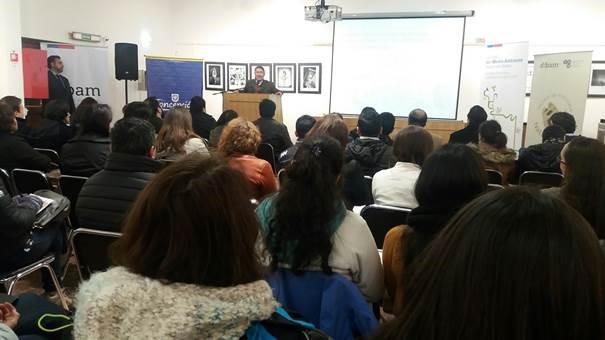 Cristoro Reciclaje expone en seminario Ley Rep Concepción